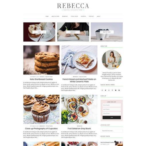 Rebecca Food
